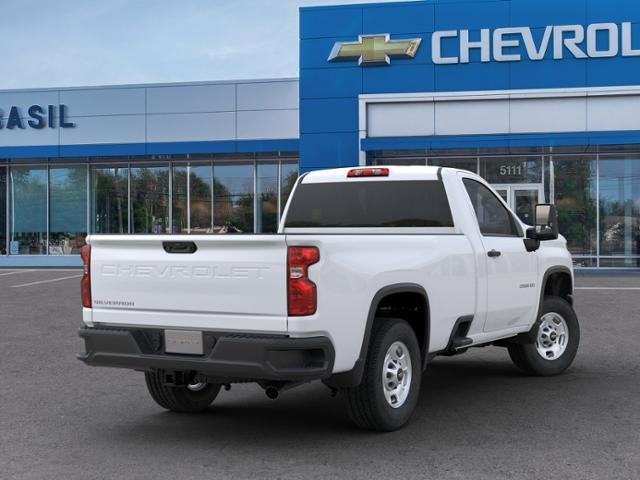 2020 Chevrolet Silverado 2500 Regular Cab 4x2, Pickup #20C137T - photo 2