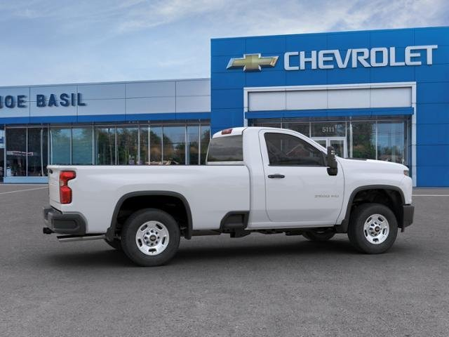2020 Chevrolet Silverado 2500 Regular Cab 4x2, Pickup #20C137T - photo 6