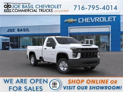 2020 Chevrolet Silverado 2500 Regular Cab 4x2, Pickup #20C137T - photo 1