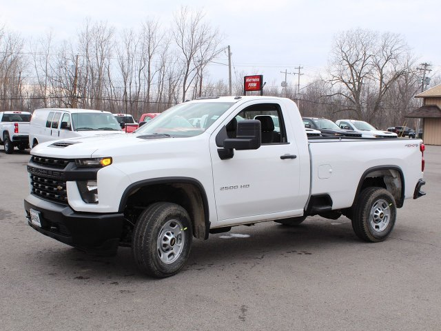 2020 Chevrolet Silverado 2500 Regular Cab 4x4, Pickup #20C144T - photo 11