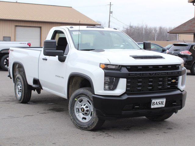 2020 Chevrolet Silverado 2500 Regular Cab 4x4, Pickup #20C144T - photo 22