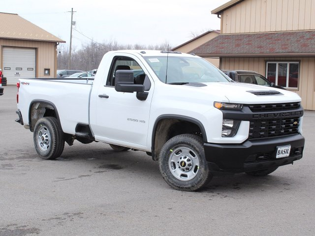 2020 Chevrolet Silverado 2500 Regular Cab 4x4, Pickup #20C144T - photo 28