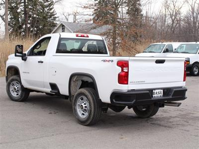 2020 Chevrolet Silverado 2500 Regular Cab 4x4, Pickup #20C144T - photo 10