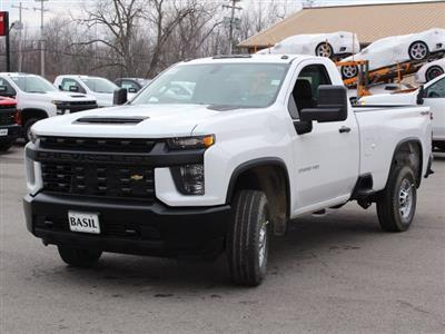 2020 Chevrolet Silverado 2500 Regular Cab 4x4, Pickup #20C144T - photo 21