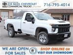 2020 Chevrolet Silverado 2500 Regular Cab 4x4, Pickup #20C144T - photo 1