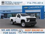 2020 Chevrolet Silverado 2500 Regular Cab 4x4, Pickup #20C155T - photo 1