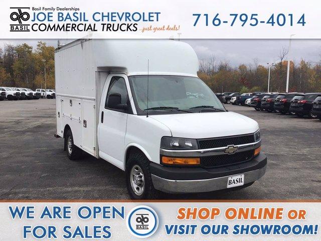 2016 Chevrolet Express 3500 4x2, Cutaway Van #20C157TDE - photo 1