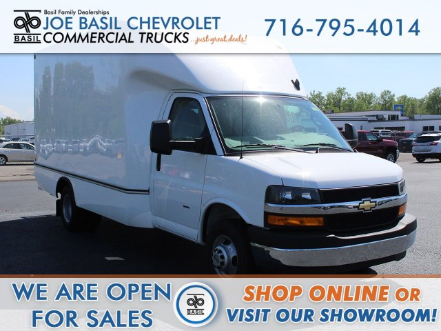 2020 Chevrolet Express 3500 RWD, Cutaway Van #20C158TD - photo 1