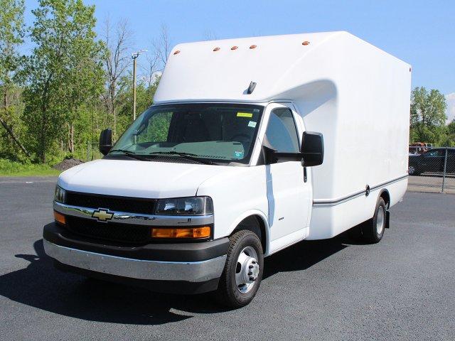 2020 Chevrolet Express 3500 4x2, Cutaway #20C158TD - photo 1
