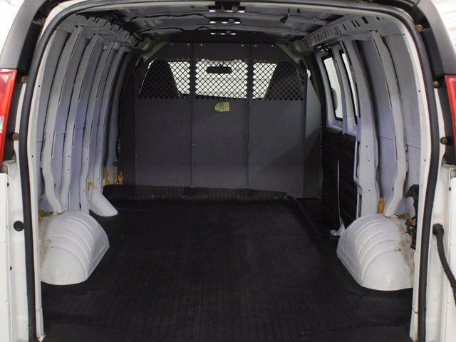 2016 Chevrolet Express 3500 RWD, Empty Cargo Van #20C160TU - photo 1