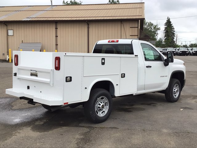 2020 Chevrolet Silverado 2500 Regular Cab RWD, Knapheide Service Body #20C164T - photo 1