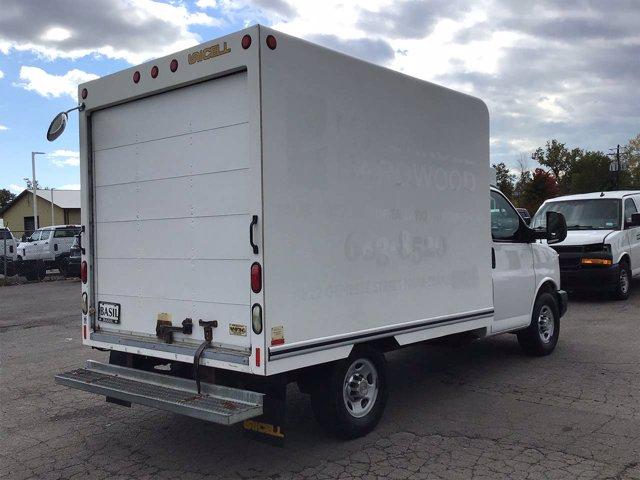 2011 Chevrolet Express 3500 RWD, Cutaway Van #20C169TU - photo 1
