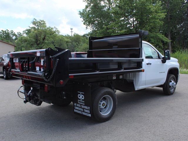 2020 Chevrolet Silverado 3500 Regular Cab DRW 4x4, Dump Body #20C188T - photo 1