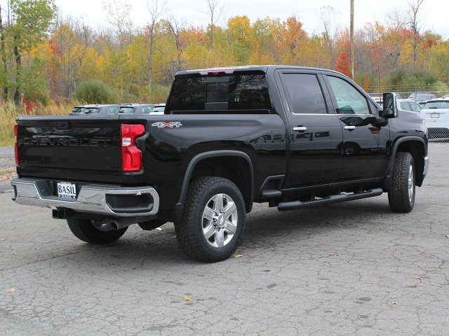 2020 Silverado 2500 Crew Cab 4x4, Pickup #20C1T - photo 1