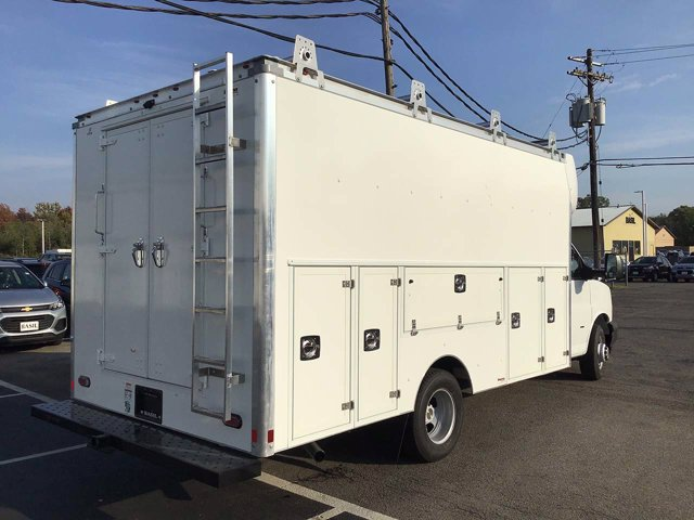2020 Chevrolet Express 3500 RWD, Supreme Service Utility Van #20C213T - photo 1