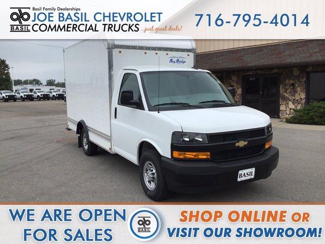 2020 Chevrolet Express 3500 RWD, Bay Bridge Cutaway Van #20C214T - photo 1