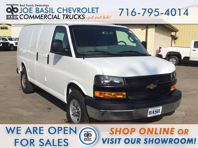 2020 Chevrolet Express 2500 RWD, Empty Cargo Van #20C238TD - photo 1