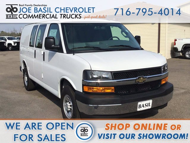 2020 Chevrolet Express 2500 RWD, Empty Cargo Van #20C239TD - photo 1