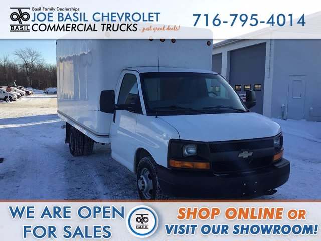 2014 Chevrolet Express 3500 4x2, Cutaway Van #20C247TU - photo 1
