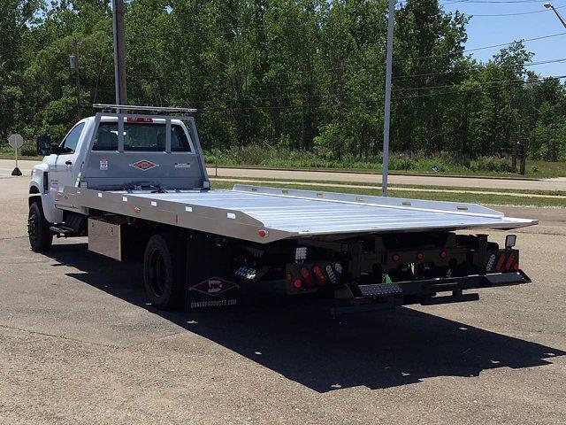 2020 Chevrolet Silverado 6500 Regular Cab DRW 4x4, Danco 12 Series Aluminum Rollback Body #20C250T - photo 9