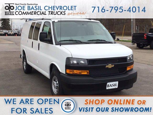 2020 Chevrolet Express 2500 4x2, Masterack Upfitted Cargo Van #20C256T - photo 1