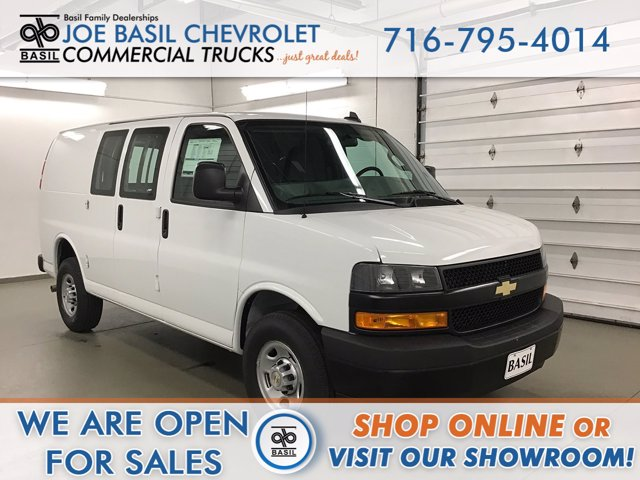 2020 Chevrolet Express 2500 RWD, Empty Cargo Van #20C259TD - photo 1