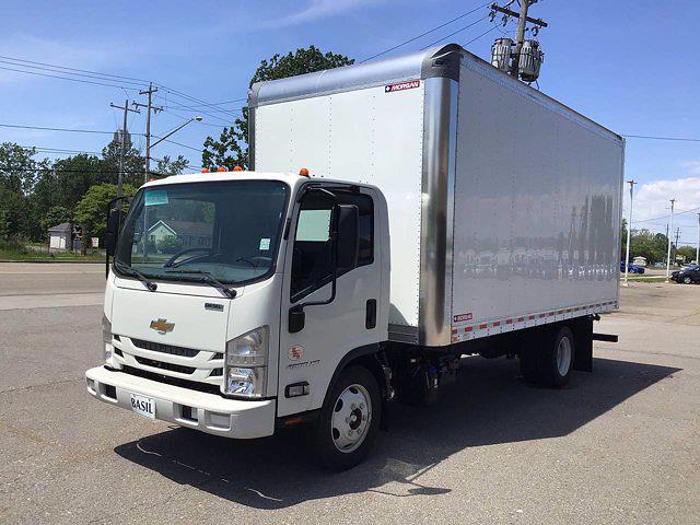 2020 Chevrolet LCF 4500XD Regular Cab DRW 4x2, Morgan Dry Freight #20C276T - photo 25