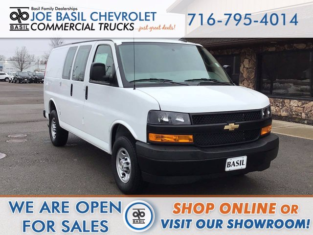 2020 Chevrolet Express 2500 4x2, Upfitted Cargo Van #20C278T - photo 1