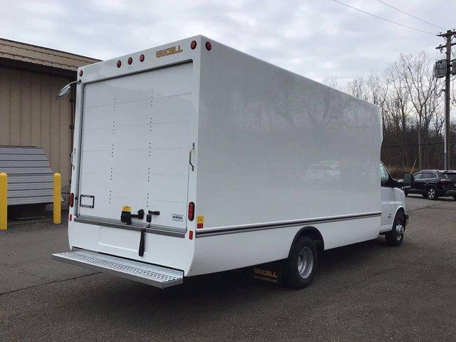 2020 Chevrolet Express 4500 DRW 4x2, Unicell Cutaway Van #20C286T - photo 1