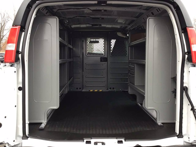 2020 Chevrolet Express 2500 4x2, Upfitted Cargo Van #20C299T - photo 1