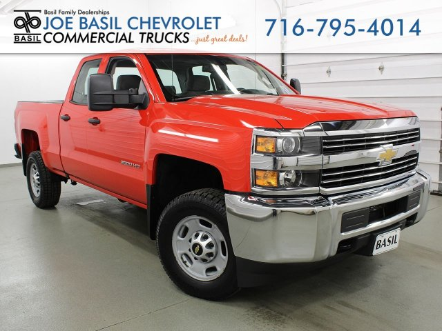 2016 Silverado 2500 Double Cab 4x4, Pickup #20C35TU - photo 1