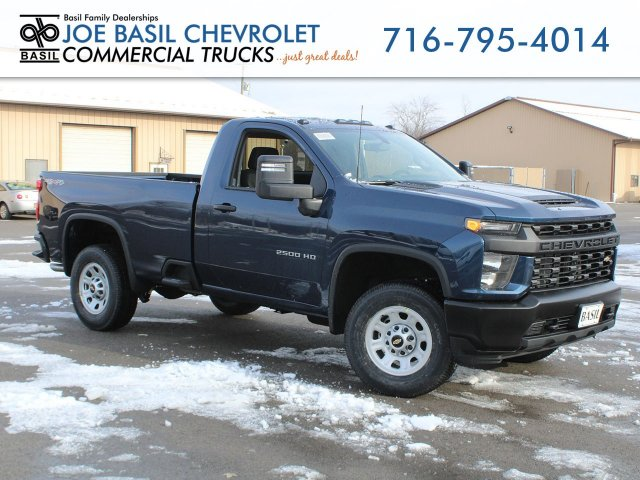 2020 Silverado 2500 Regular Cab 4x4, Pickup #20C36T - photo 1