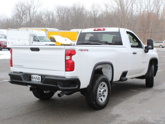 2020 Silverado 2500 Regular Cab 4x4, Pickup #20C39T - photo 1