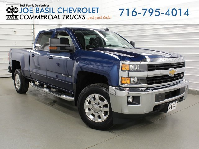 2015 Silverado 2500 Crew Cab 4x4,  Pickup #20C3TU - photo 1