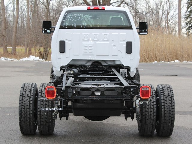 2020 Silverado 5500 Regular Cab DRW 4x4, Cab Chassis #20C59T - photo 1