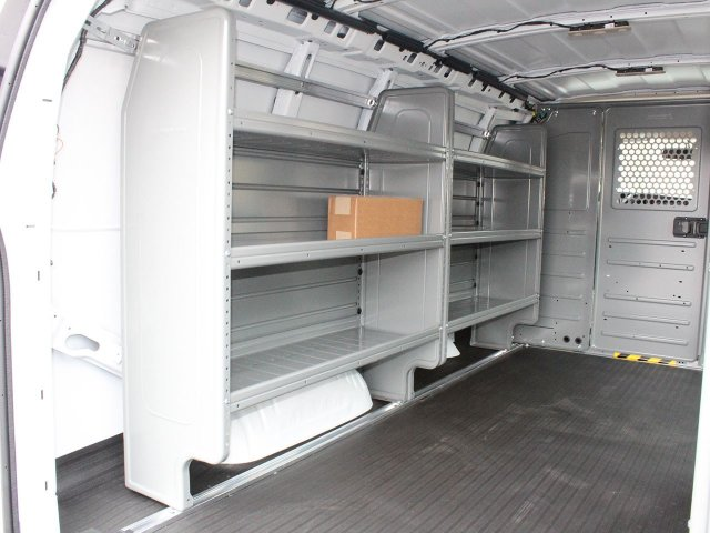 2020 Express 2500 4x2, Upfitted Cargo Van #20C65T - photo 1