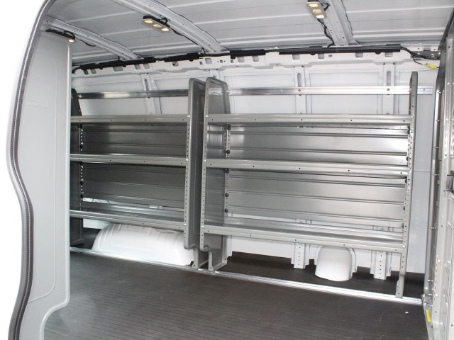 2020 Express 2500 4x2, Adrian Steel Commercial Shelving Upfitted Cargo Van #20C69T - photo 28