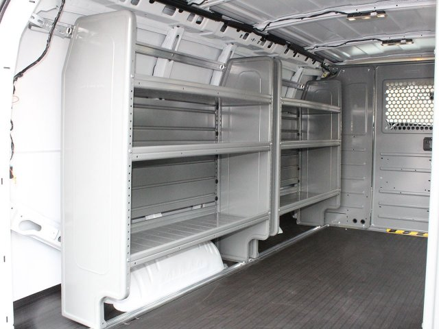 2020 Express 2500 4x2, Adrian Steel Commercial Shelving Upfitted Cargo Van #20C69T - photo 2