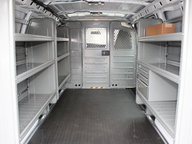 2020 Express 2500 4x2, Adrian Steel Commercial Shelving Upfitted Cargo Van #20C69T - photo 31