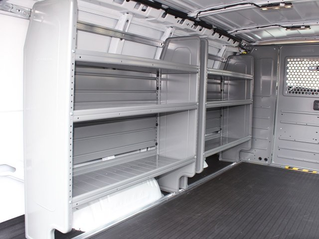 2020 Express 2500 4x2, Adrian Steel Commercial Shelving Upfitted Cargo Van #20C71T - photo 23