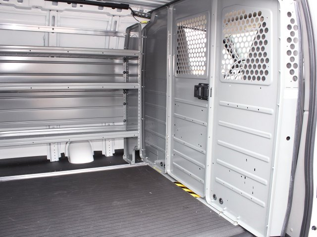 2020 Express 2500 4x2, Adrian Steel Commercial Shelving Upfitted Cargo Van #20C71T - photo 24