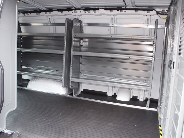 2020 Express 2500 4x2, Adrian Steel Commercial Shelving Upfitted Cargo Van #20C71T - photo 26