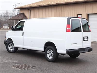 2020 Express 2500 4x2, Adrian Steel Commercial Shelving Upfitted Cargo Van #20C71T - photo 11
