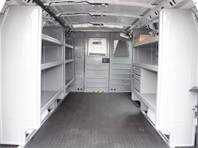 2020 Express 2500 4x2, Adrian Steel Commercial Shelving Upfitted Cargo Van #20C71T - photo 2
