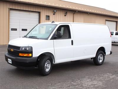 2020 Express 2500 4x2, Adrian Steel Commercial Shelving Upfitted Cargo Van #20C71T - photo 27