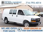 2020 Express 2500 4x2, Adrian Steel Commercial Shelving Upfitted Cargo Van #20C71T - photo 1