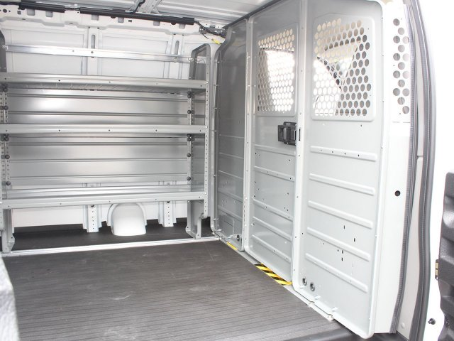 2020 Express 2500 4x2, Adrian Steel Commercial Shelving Upfitted Cargo Van #20C72T - photo 28