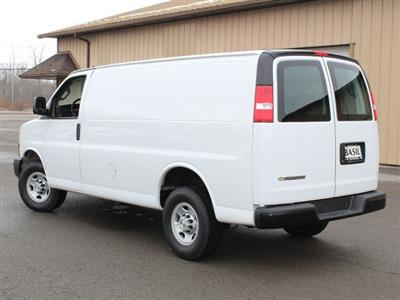 2020 Express 2500 4x2, Adrian Steel Commercial Shelving Upfitted Cargo Van #20C72T - photo 13