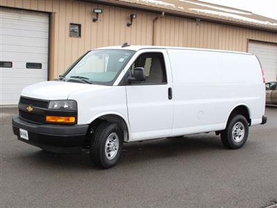 2020 Express 2500 4x2, Adrian Steel Commercial Shelving Upfitted Cargo Van #20C72T - photo 3