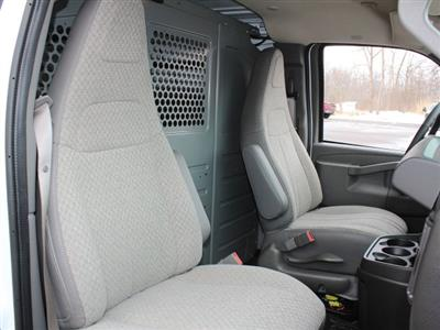 2020 Express 2500 4x2, Adrian Steel Commercial Shelving Upfitted Cargo Van #20C72T - photo 25